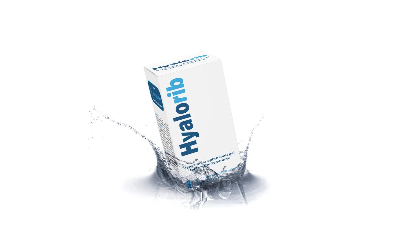 Hyalorib - Ophthalmic gel for dry eye -